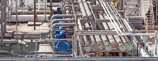 Industria chimica e di processo Oil & Gas